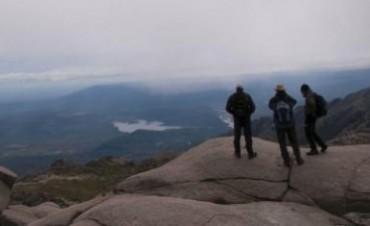 Rescataron a un grupo varado en el cerro Champaquí