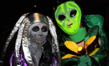 Capilla del Monte va por su tercer festival alienígena
