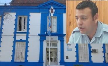 POLICIALES DEL FIN DE SEMANA LARGO EN LA DEPARTAMENTAL