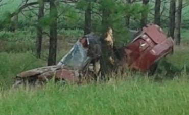 Mueren dos personas por accidente de tránsito en Berrotarán