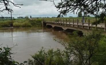 La situación actual de los dos puentes de Inriville