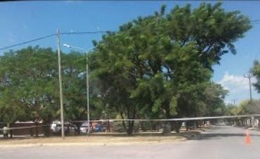 CRUZ ALTA: Con su hija de 10 años, entró a robar en un maxiquiosco y degolló a la dueña
