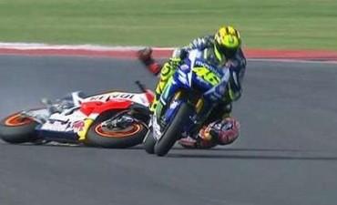 MotoGP - La caída de Marc