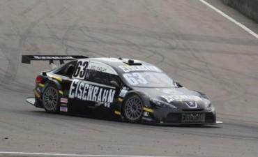 Bebu Girolami quedó lejos en el Stock Car brasileño