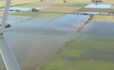 Comunidad Regional declaró la emergencia hídrica, vial y económica en Marcos Juárez