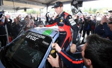 En un final infartante, Paddon ganó el 36° Rally de Argentina