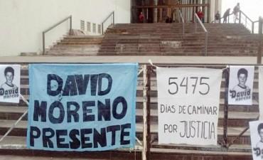 A casi 16 años, comenzó el juicio por el crimen de David Moreno