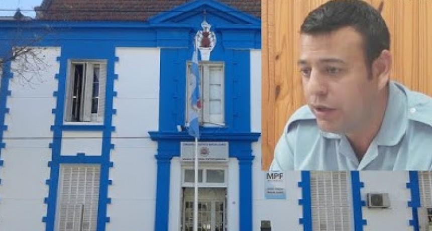 MARCOS JUAREZ: Detención de un masculino con antecedentes, luego de una rueda de reconocimiento