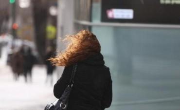 Reanudan alerta por fuertes vientos para centro y oeste de Córdoba
