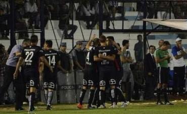 C. ARGENTINA / SAN LORENZO 3 - VIALE FC 0