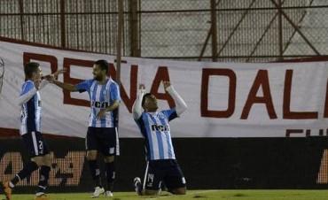 Racing festejó ante Huracán y los dos ya piensan en la Copa