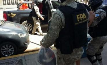 Vendía drogas en el hipódromo de Villa María y fue detenido