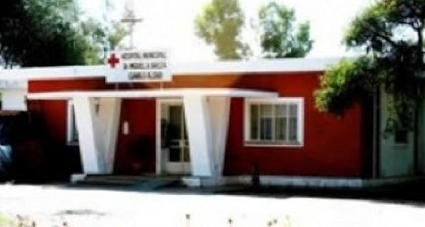 CAMILO ALDAO: OPERATIVO POR EL ROBO EN EL HOSPITAL