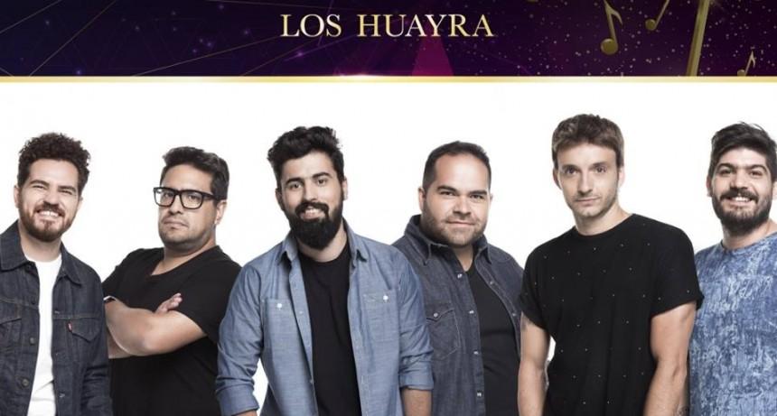 Confirmado Los Huayra serán artistas de El Gauchito en su 10 Aniversario