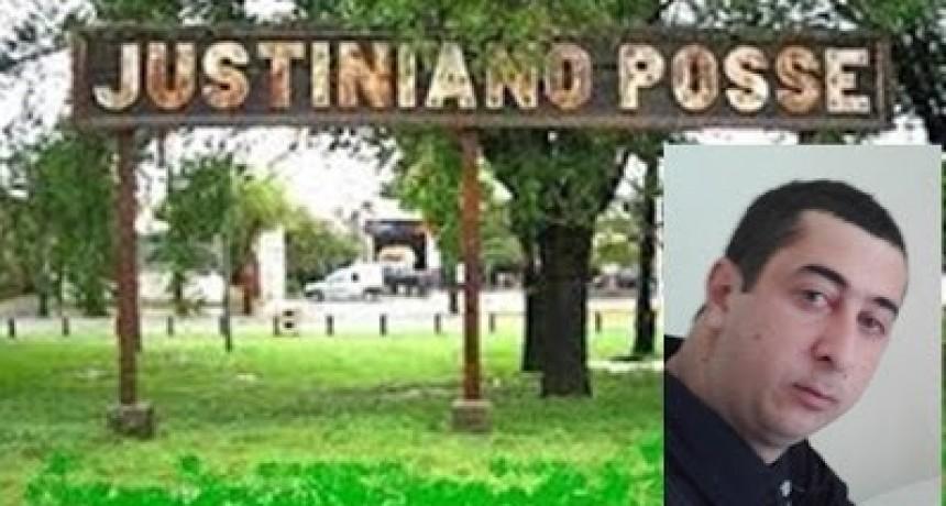 JUSTINIANO POSSE: LE PEGARON A UN POLICÍA HASTA DEJARLO INCONSCIENTE