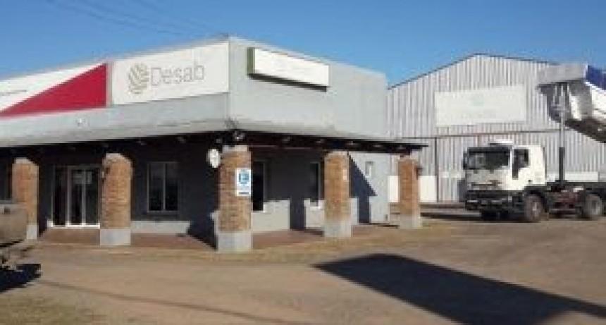 MARCOS JUÁREZ: Robo de agroquímicos en la empresa Desab previo a hacer un boquete