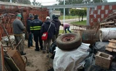 Megaoperativo en Marcos Juárez en búsqueda de Andrés Baleani