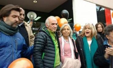 Tras 19 días de huelga de hambre, Pecas Soriano será querellante contra el Apross