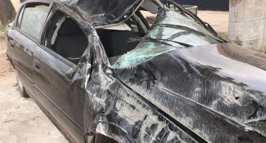 Falleció un joven de Monte Buey en un accidente en la ruta 6