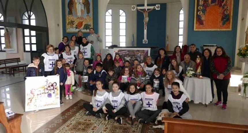 Caritas en Monte Maíz recaudó más de $63 mil