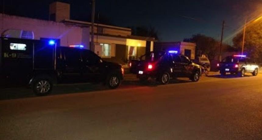 BALLESTEROS: Siete detenidos en espectacular operativo antinarcotráfico