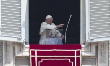 El Papa pidió por la paz en Medio Oriente y Ucrania