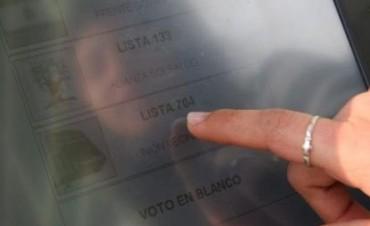 Voto electrónico con chip