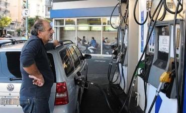 Desde mañana el combustible aumentará entre un 6% y 7%