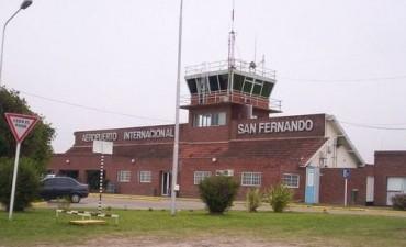 Desapareció una avioneta que despegó de San Fernando