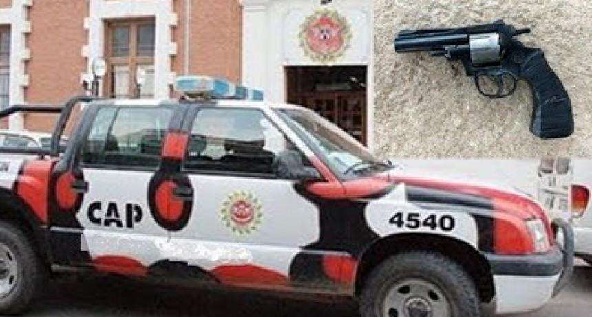 Intento de asesinato en Villa María