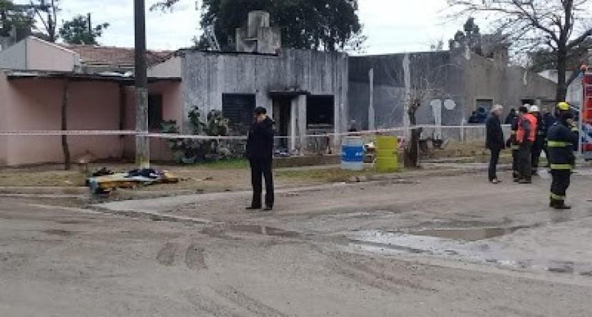 DOLOR EN AREQUITO: NENE DE 6 AÑOS MURIO EN UN INCENDIO