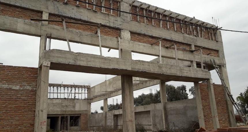 El Ministerio de Educación aprobó y giro fondos a la Subsecretaria de Coordinación de Obra Pública - Ministerio del Interior, para la culminación infraestructura IPET 47 Isla Verde.