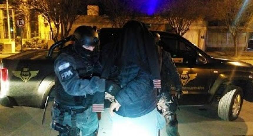 JUSTINIANO POSSE: Barra de la Liga Bellvillense detenido por vender droga en varias ciudades