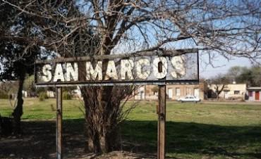 Una mujer sufrió un ACV y estuvo cuatro días varada en su auto en San Marcos Sud