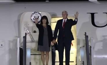 Macri recibirá a Mike Pence, vicepresidente de EE.UU.