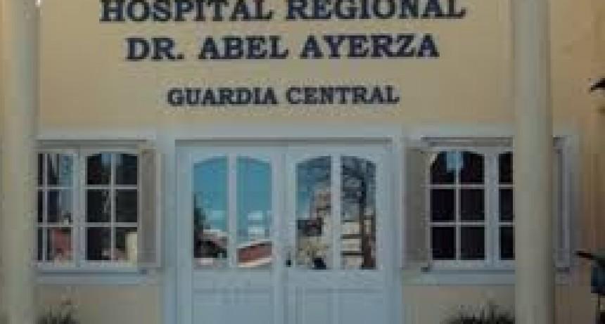 MARCOS JUÁREZ: Un joven de 15 años hospitalizado luego de caer de un andamio de 1,5 metros de altura