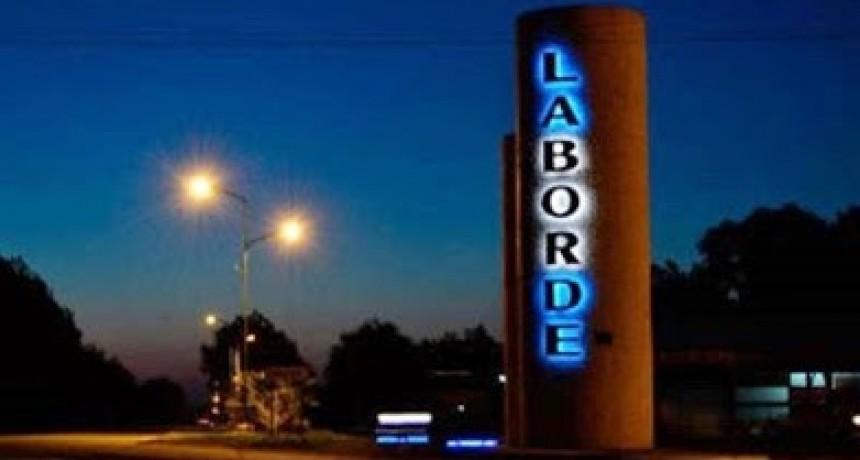 Allanamiento positivo en la localidad de Laborde