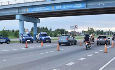 Un control de la Policía Caminera evitó un secuestro virtual