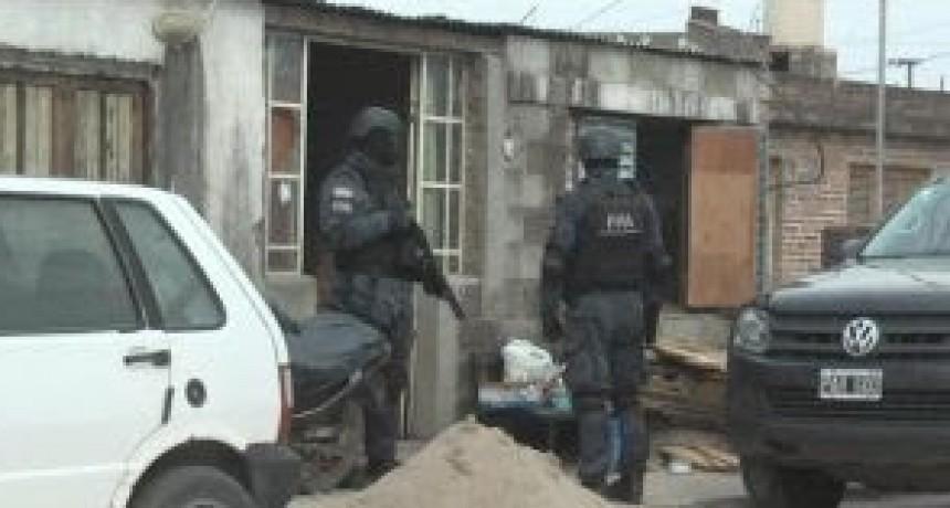 MARCOS JUÁREZ: Operativo de FPA en una vivienda de calle 24 de Septiembre