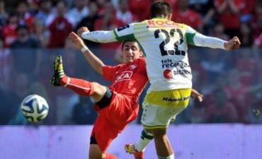 Con gol de Penco sobre el final, Independiente salvó la ropa contra Defensa y Justicia