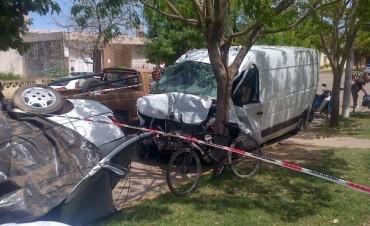 FATAL ACCIDENTE EN LA MADRUGADA