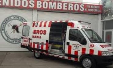 Piden por familiares de motociclista que chocó en barrio Rivadavia