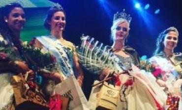 Lucía Saluzo De Monte Buey es la nueva Reina Nacional de la Siembra Directa