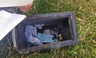 VILLA NUEVA: Robó una caja fuerte y con el dinero pagó la fiesta de casamiento