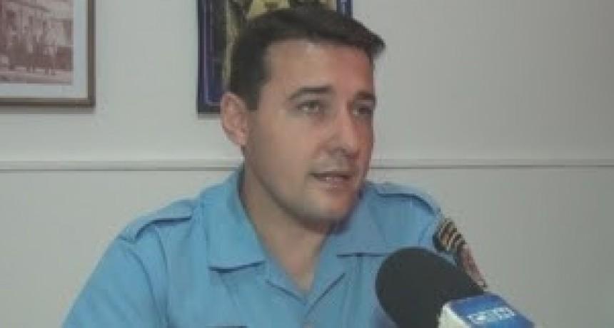 CORRAL DE BUSTOS: NOVEDADES POLICIALES DEL FIN DE SEMANA LARGO