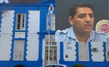 MARCOS JUAREZ: Operativo y secuestro de un automóvil en un taller ubicado en calle San Juan 1500