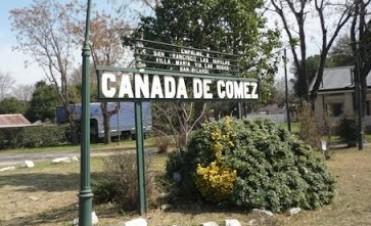 Cañada de Gomez: Detienen a un mayor de 19 y un adolescente de 13 a bordo de una moto robada