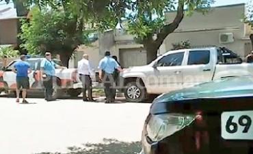 Hallan un cuerpo en el patio de una casa de Arias: sería de un hombre desaparecido en Santa Fe