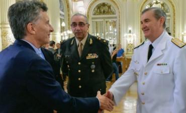 Macri pidió el pase a retiro del jefe de la Armada