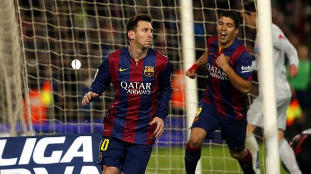 Copa del Rey: Lionel Messi le dio la victoria al Barcelona ante el Atlético de Madrid